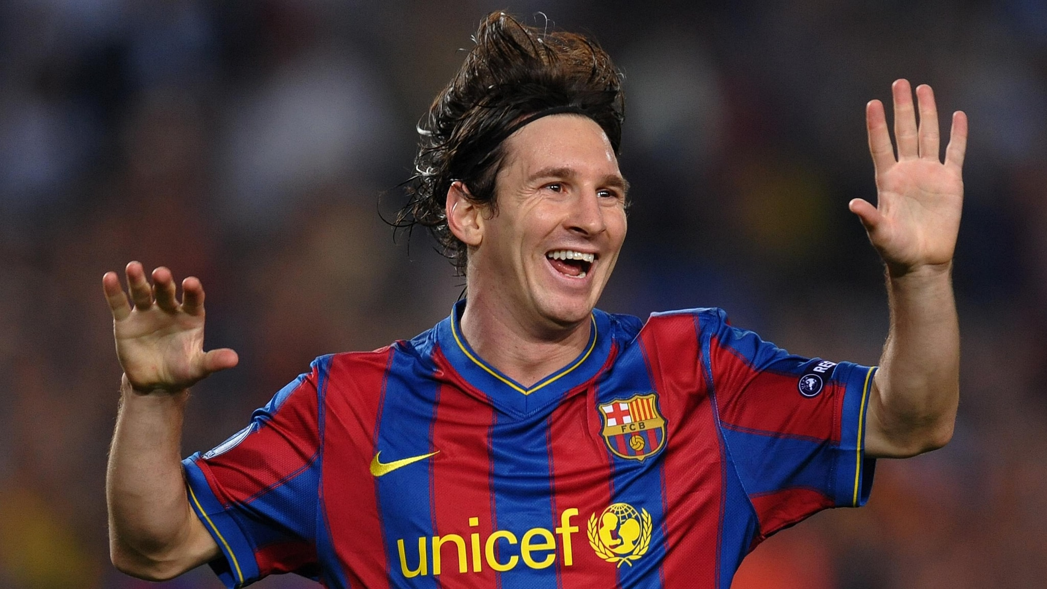 Try our Lionel Messi quiz! | UEFA Champions League - My ...